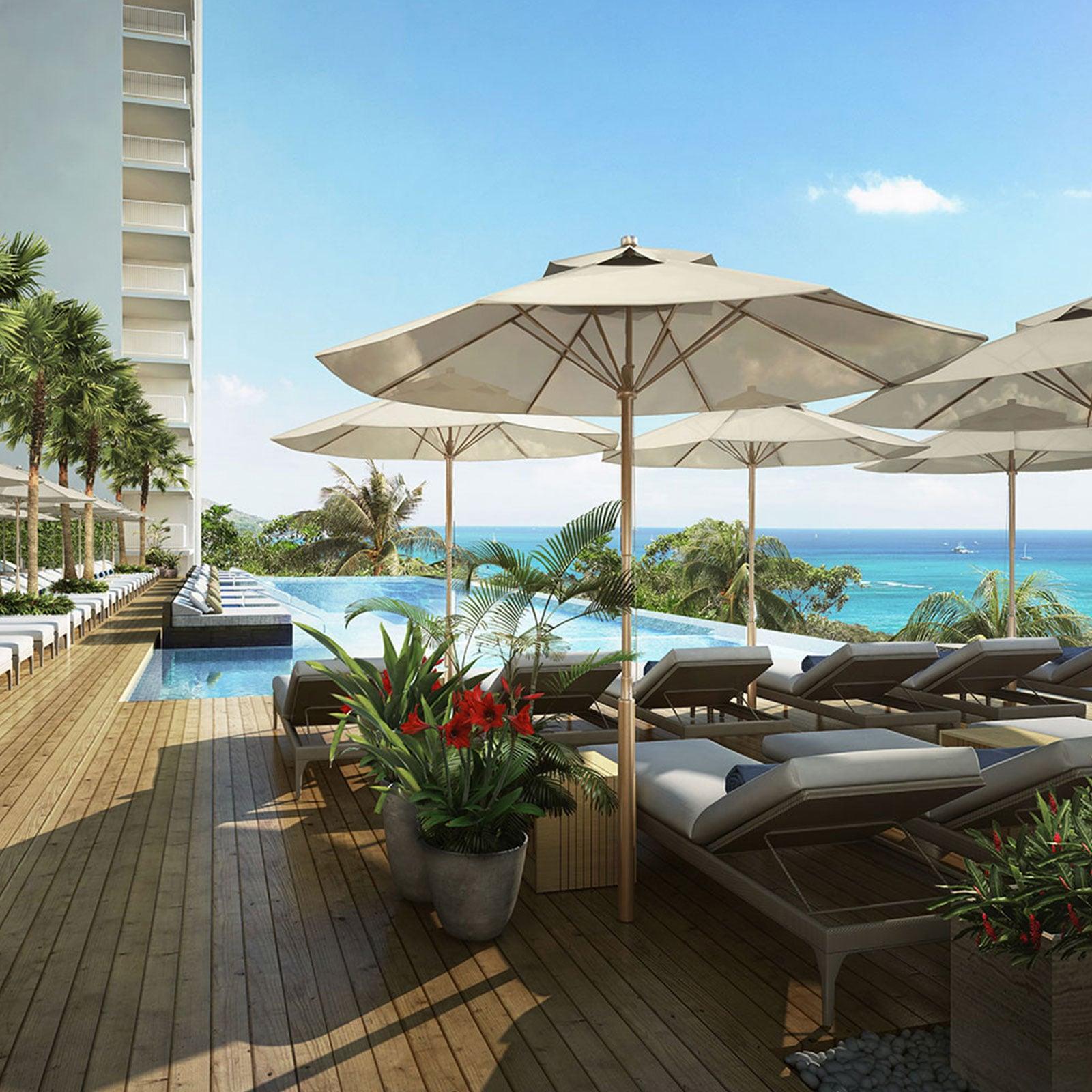 Pacific Beach Hotel Transforms Into