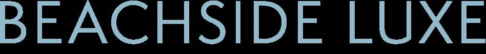 Beachside Luxe Logo