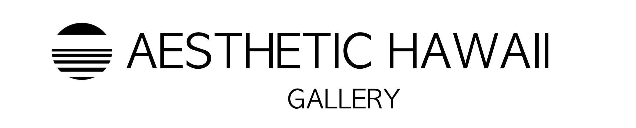 Aesthetic Hawaii Gallery Logo