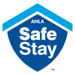 American Hotel and Lodging Association Safe Stay Badge
