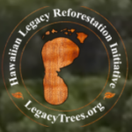 Hawaiian Legacy Reforestation Initiative Logo